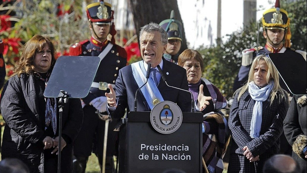 """Macri hizo un llamado a la oposición: """"Es momento de trabajar juntos"""""""