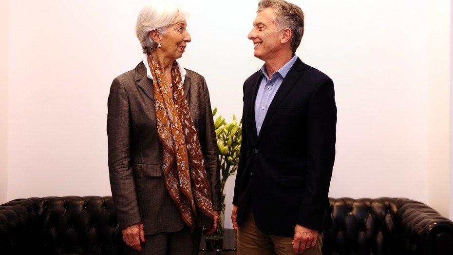 Para el FMI, la economía argentina se recuperará en 2019 y 2020