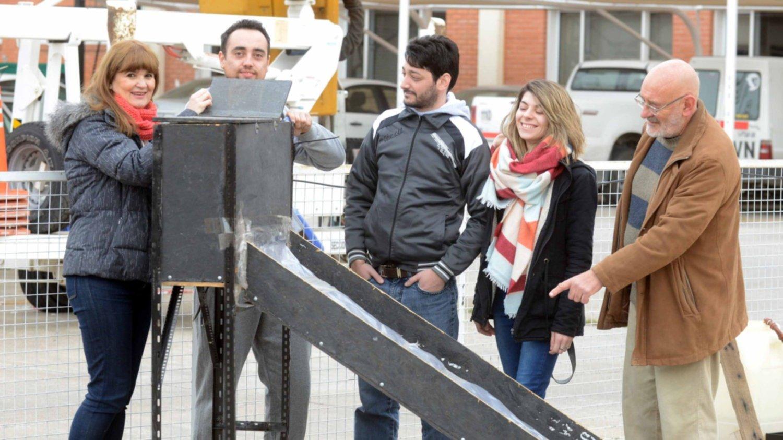 UTN: diseñaron un calefón casero que puede mejorar la vida de muchas personas