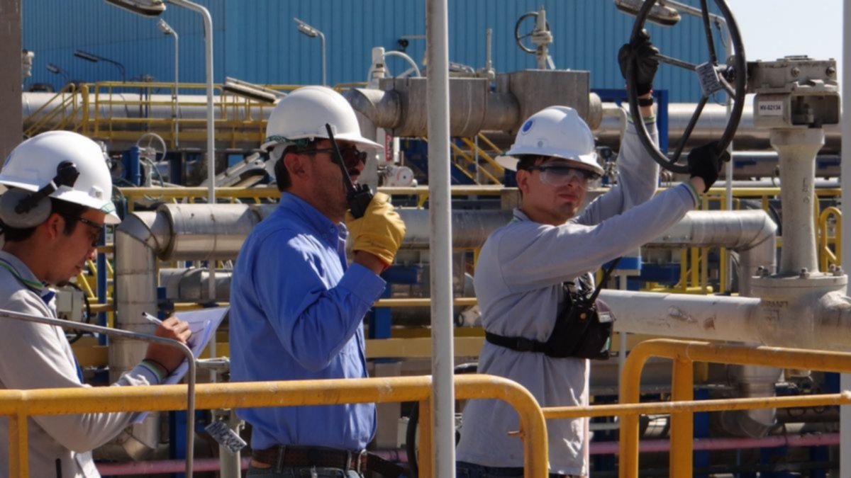 Argentina volverá a exportar gas a Chile luego de 11 años