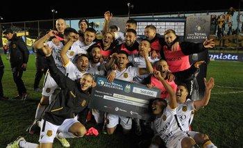 Copa Argentina: Olimpo le ganó por penales a Aldosivi y avanzó a la segunda fase