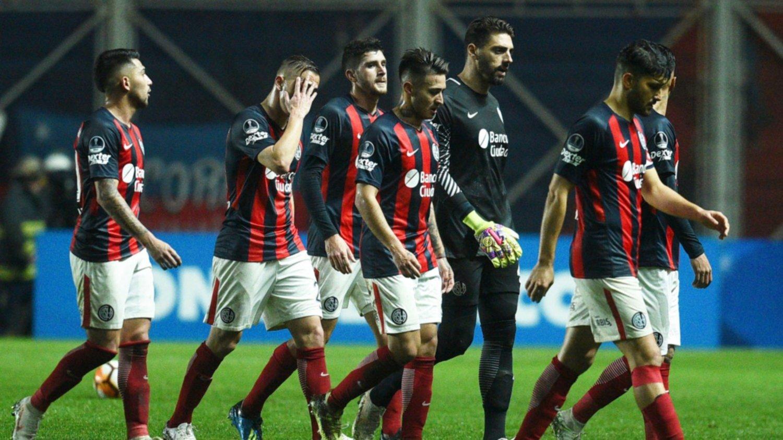 Copa Sudamericana: San Lorenzo perdió de local y comprometió su clasificación