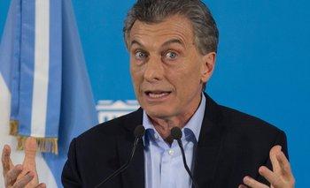 """Macri le recomendó a la gente """"caminar"""" para """"comparar precios"""""""