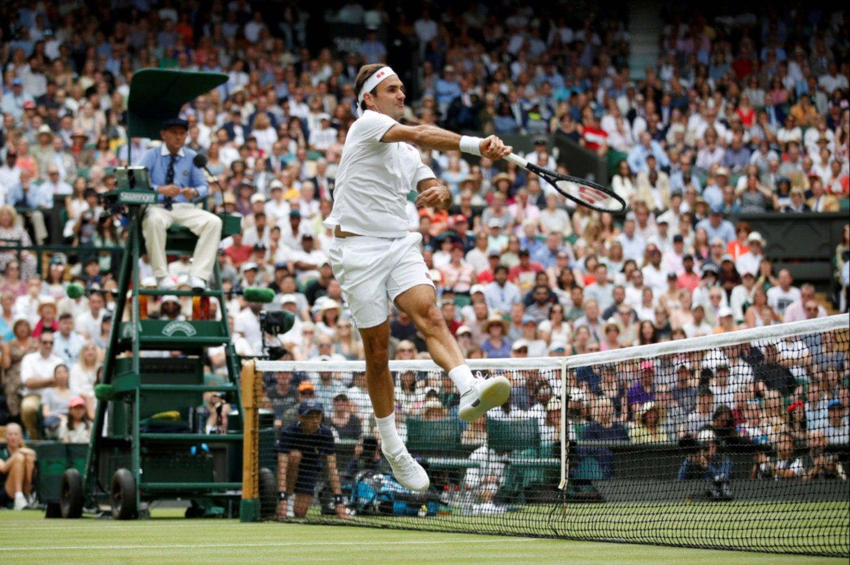 Victoria de Schwartzman en su debut en Wimbledon