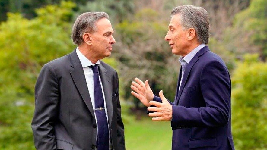 Macri reúne a la cúpula oficialista en el primer acto electoral