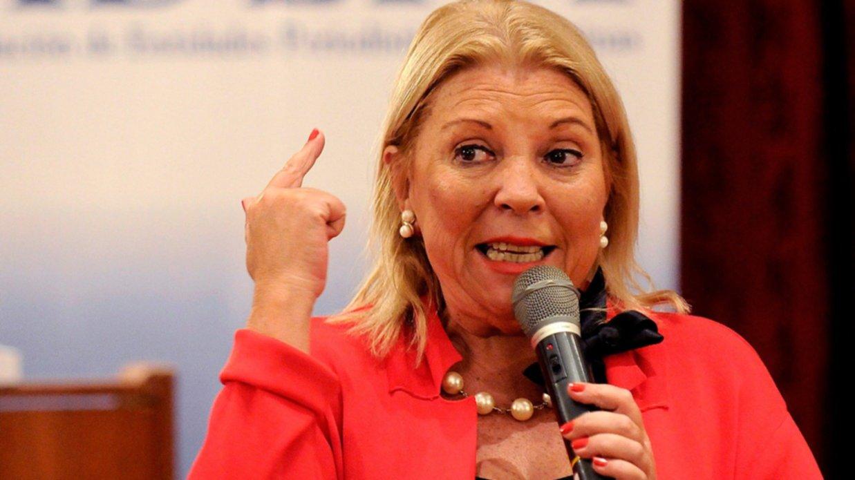 Cristina, contra Vidal:
