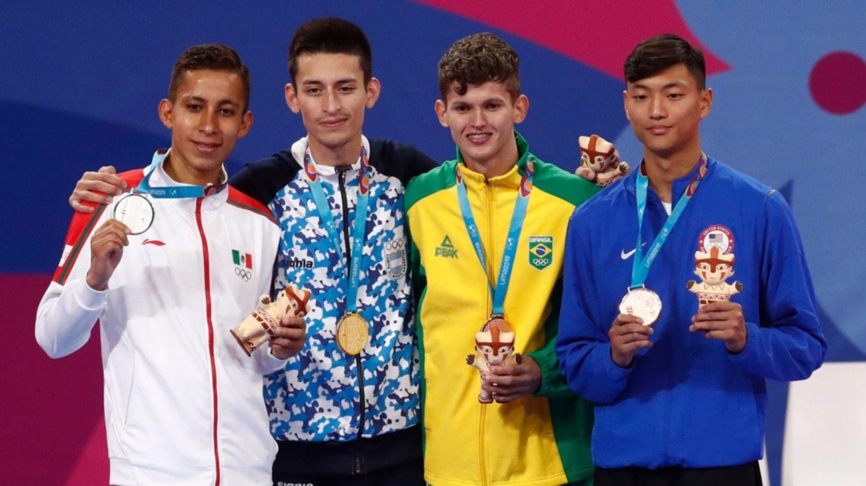 Argentina consigue el primer oro en los Panamericanos