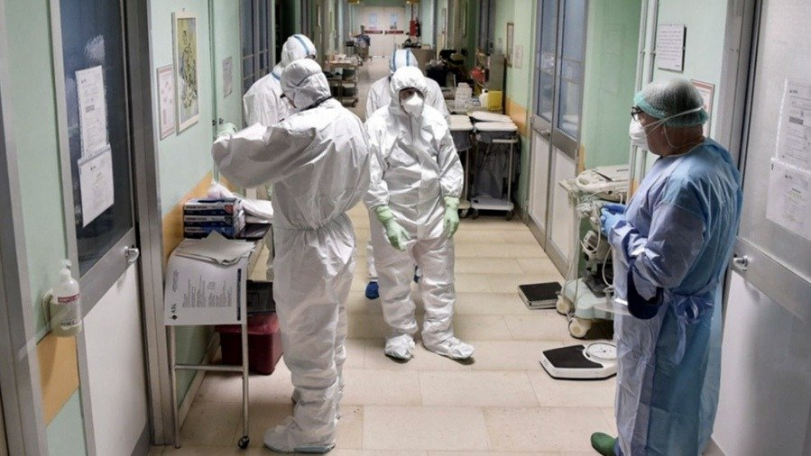 Nueva suba de muertes diarias — Coronavirus en Argentina