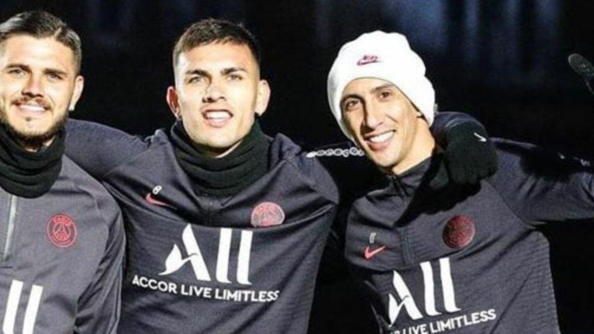 Otro título para PSG: se coronó en la Copa de la Liga