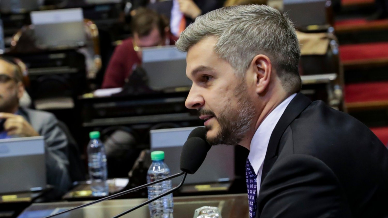 """Marcos Peña: """"Tampoco las cosas están tan mal como algunos están diciendo"""""""