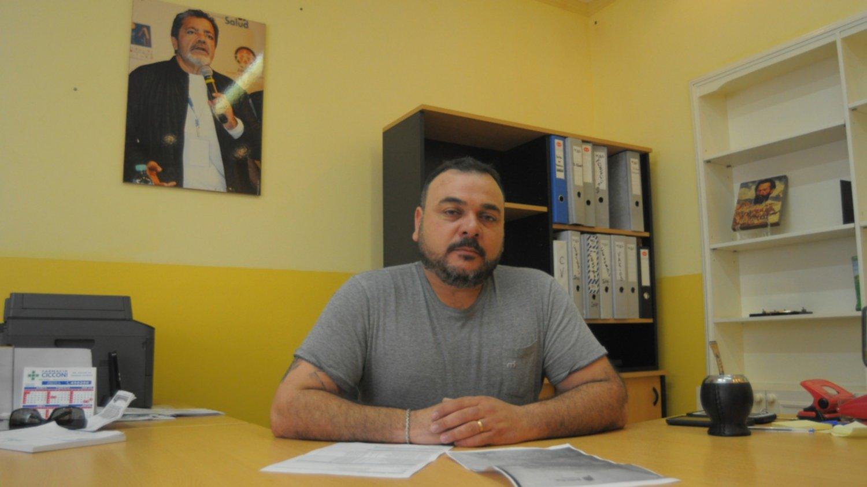 El interventor de la UOCRA bahiense repudió a los delegados acusados de extorsión