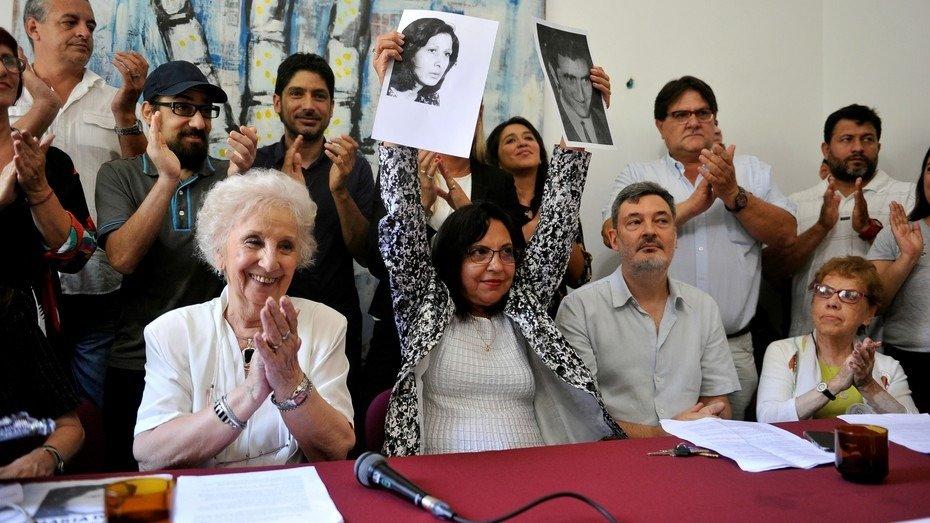 Abuelas de Plaza de Mayo anunció que recuperó el nieto 128