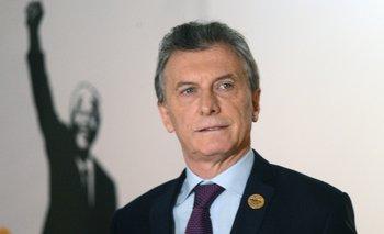 """Macri pidió que se apruebe la ley de extinción de dominio para """"recuperar la guita que nos afanaron"""""""