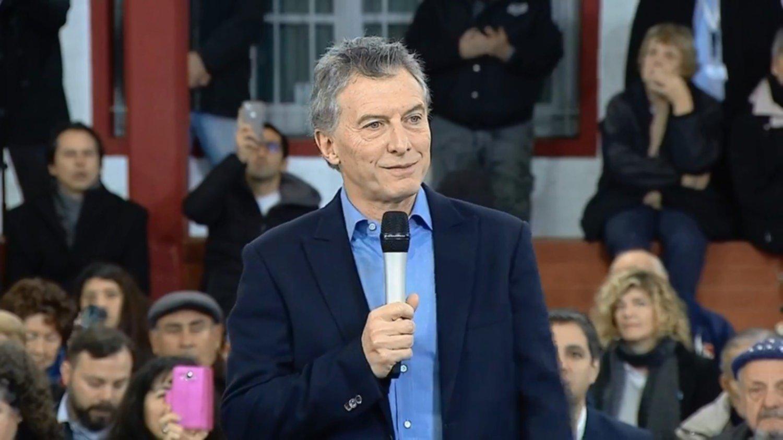 "Insólito fallido de Macri: anunció créditos de Anses para arreglar ""un escape de gas"""