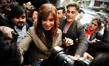 """Cristina pidió la nulidad de la causa, negó los cargos en su contra y denunció """"persecución"""""""