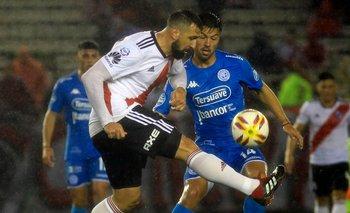 Superliga:  River no pudo con Belgrano y sumó otro empate