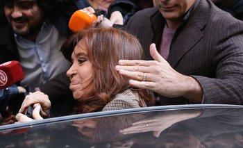 Realizan una marcha para reclamar el desafuero de Cristina Kirchner