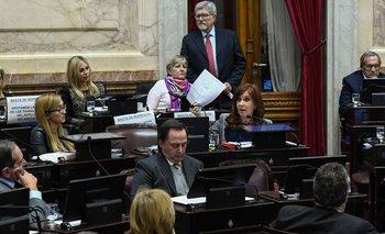 El Senado aprobó los allanamientos a Cristina Kirchner y rechazó sus condiciones