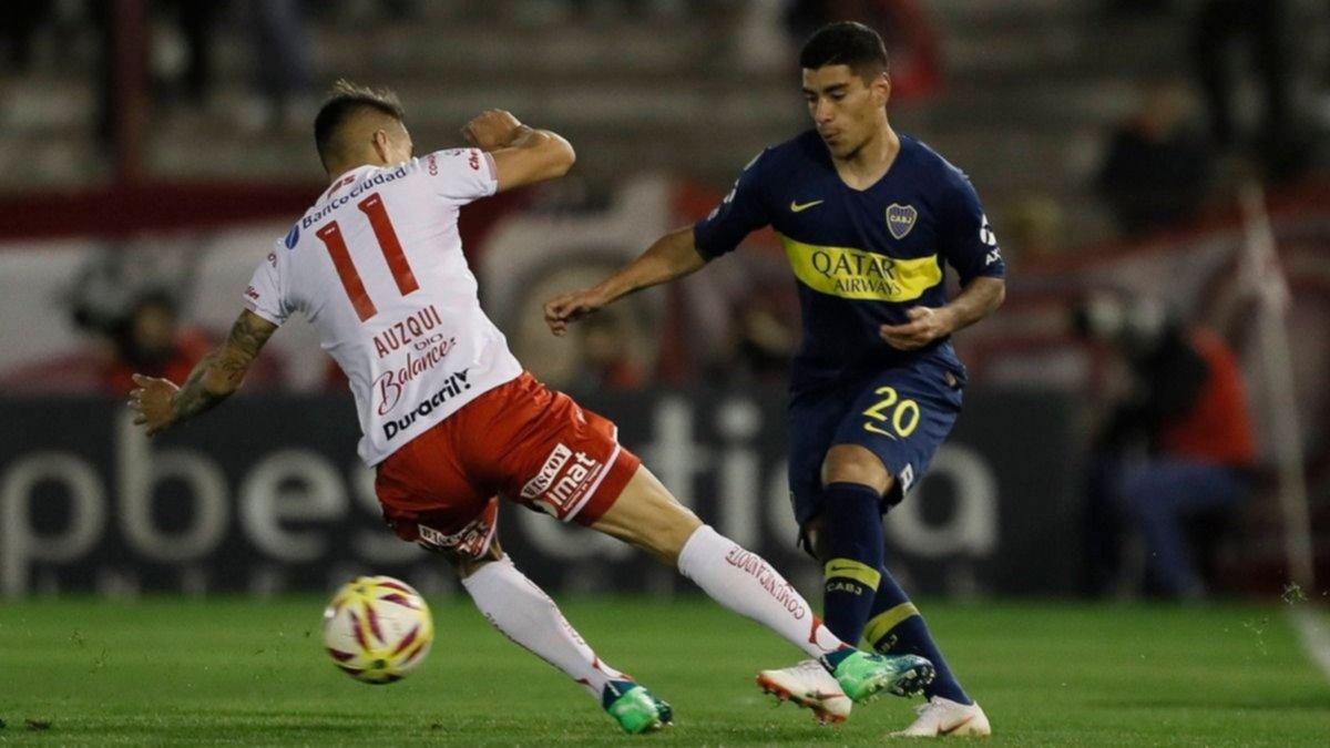 Superliga: Boca empató sin goles ante Huracán en Parque Patricios
