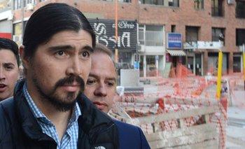 Asociación ilícita fiscal: el hijo de Lázaro Báez ya está en el juzgado de Bahía