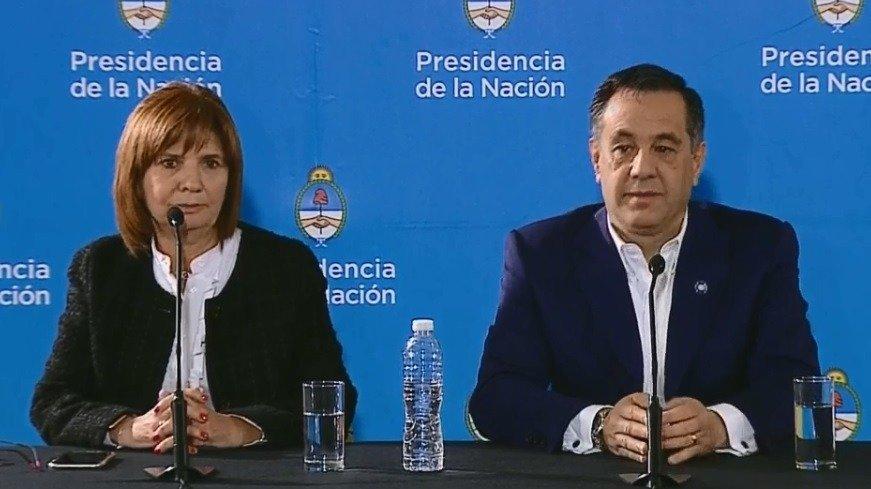 Bullrich: Vamos por los votos de los argentinos - País