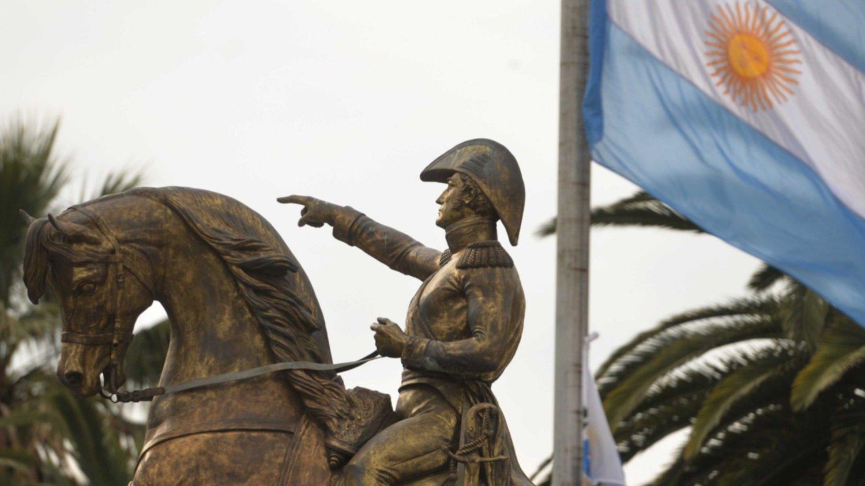 Emotivo acto en Reconquista en homenaje al General José de San Martín