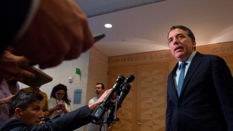 Entre rumores, Macri convocó al ministro de Economía de Vidal