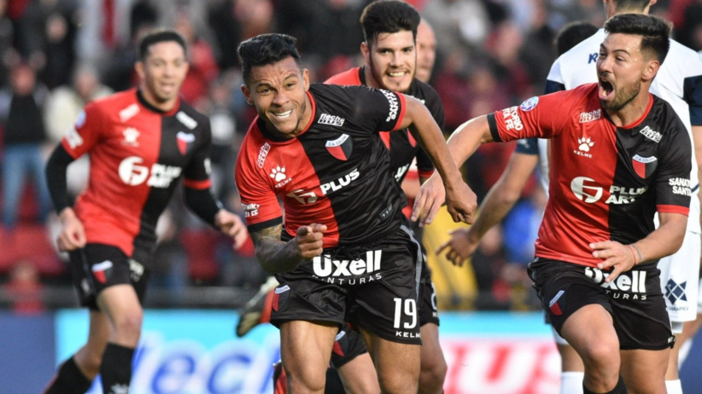 Con gol de Morelo, Colón le gana a Gimnasia