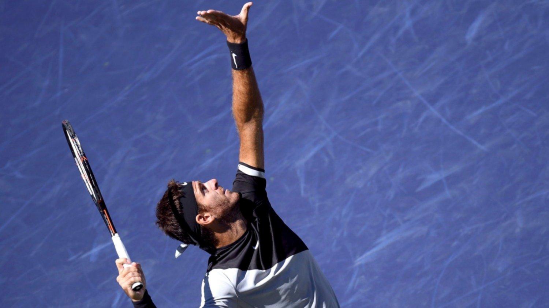 Juan Martín Del Potro volverá a jugar en el ATP de Estocolmo