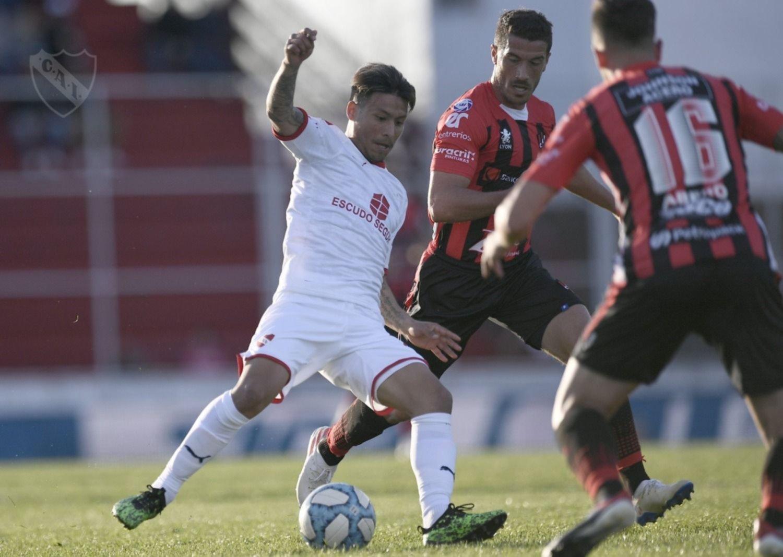 Independiente tuvo que transpirar para ganarle a Patronato
