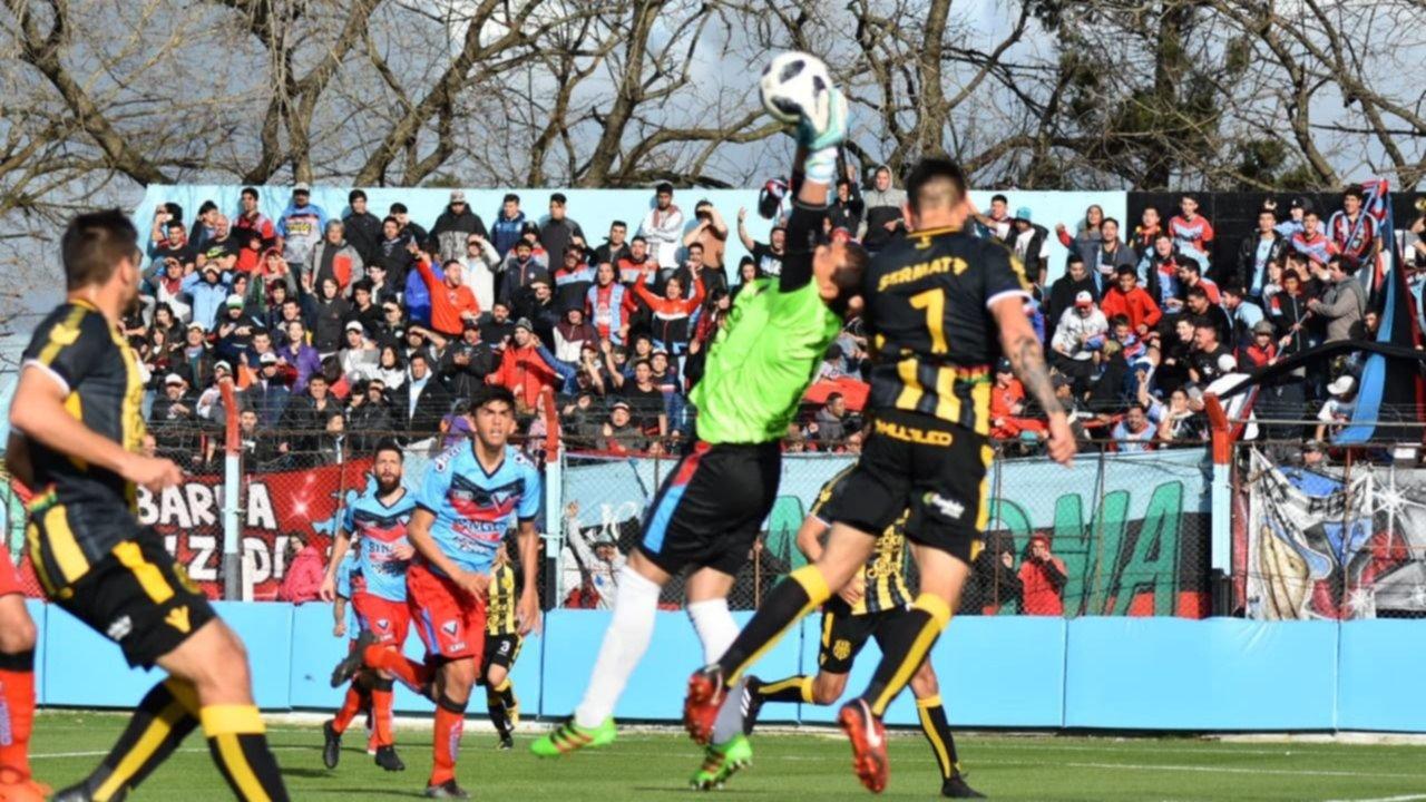 B Nacional: Olimpo perdió en Adrogué y sufrió la segunda derrota consecutiva