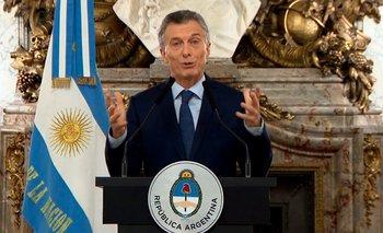 """""""Pasaron cosas"""", la frase de Macri que hizo estallar las redes sociales"""