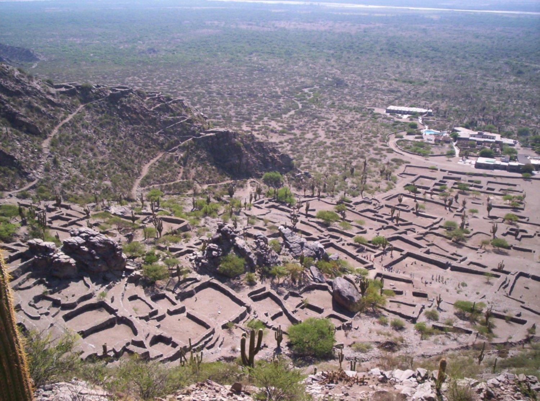 Resultado de imagen para ciudad sagrada de quilmes
