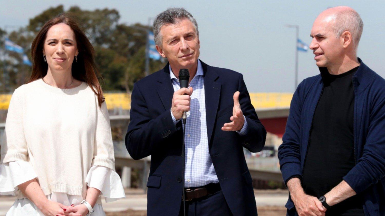 """Macri: """"Estamos orgullosos de lo que estamos haciendo"""""""