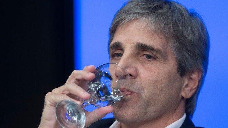 Renunció el presidente del Banco Central argentino por tensa situación económica