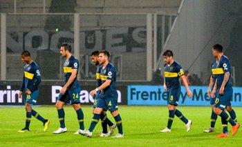 Boca perdió ante Gimnasia La Plata y quedó eliminado de la Copa Argentina