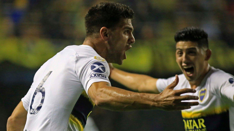 Boca le ganó 3-1 a Colón en La Bombonera