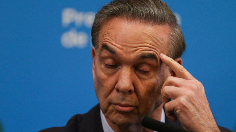 El oficialismo busca un debate entre Miguel Pichetto y Cristina Kirchner