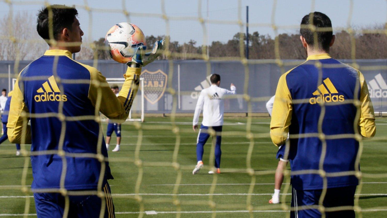 Boca recupera jugadores y se prepara para enfrentar a Libertad
