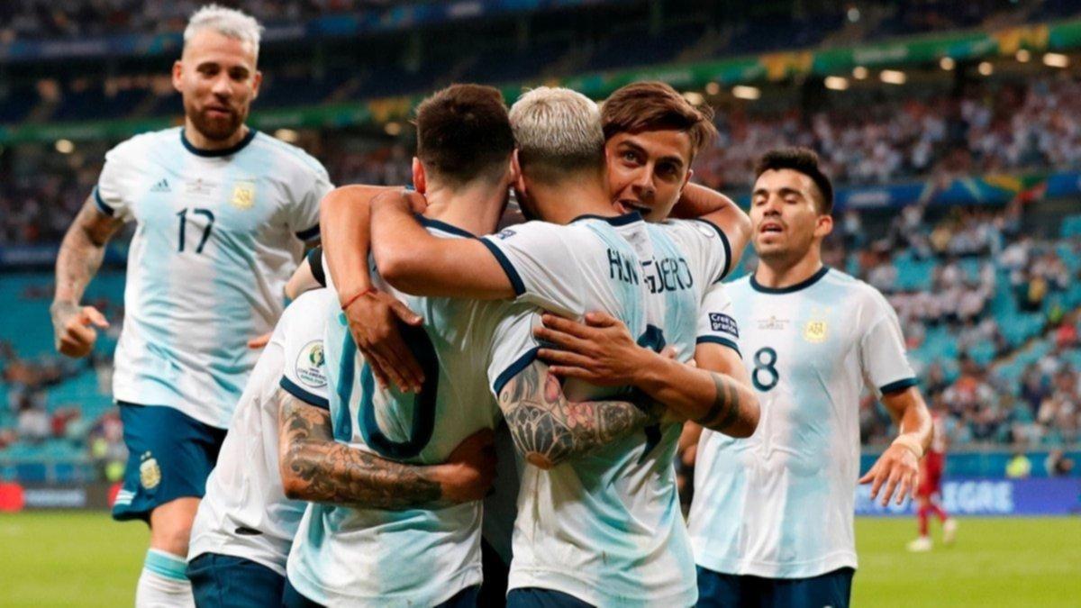 Arranca el camino a Qatar 2022   CONMEBOL