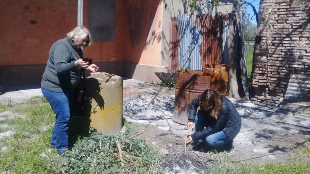 Guaminí: denuncian la quema de documentos contables del municipio
