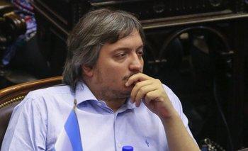 Máximo Kirchner fue citado a indagatoria por la causa de los cuadernos