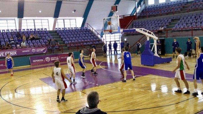 Provincia finalizó 5º en el Argentino U17 masculino