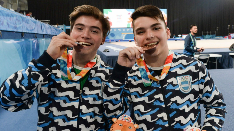 Juegos de la Juventud: la gimnasia, el tiro deportivo y el breaking también aportaron medallas para Argentina