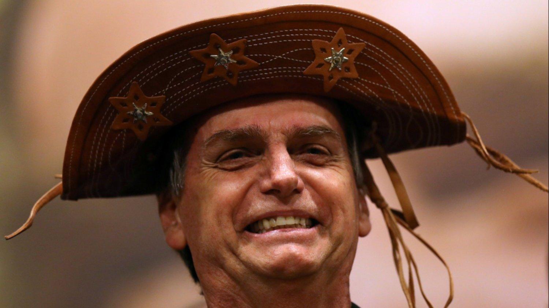 """Bolsonaro elogió a Macri y lo felicitó por """"haber sacado a Dilma Kirchner"""""""