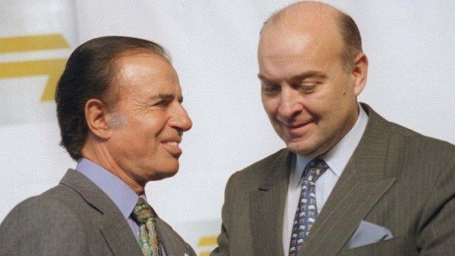 Sobresueldos: confirman las condenas para el expresidente Menem y el exministro Cavallo