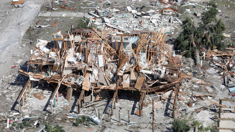 El huracán Michael deja al menos 11 muertos en EE.UU.