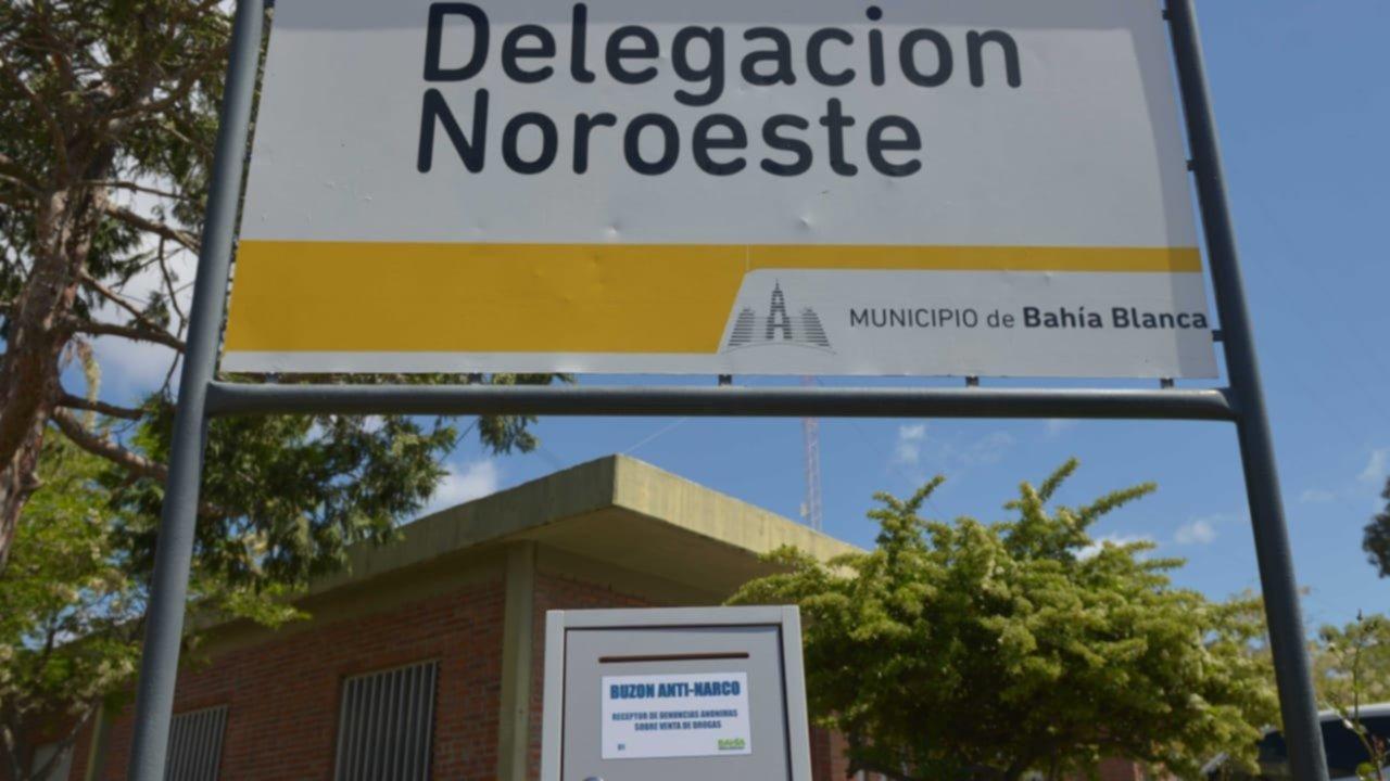"""Instalaron el primer buzón """"antinarco"""" en Bahía"""