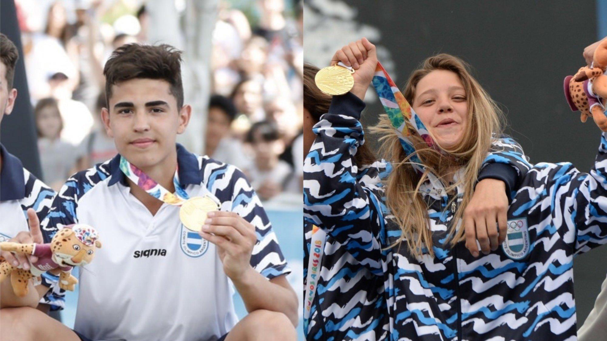 Juegos Olimpicos De La Juventud Argentina Termino Con 32 Medallas