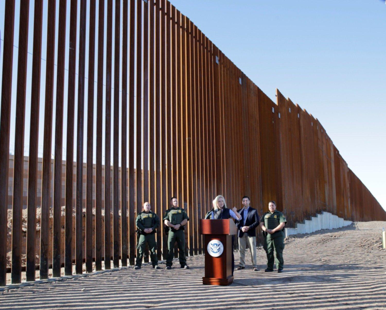 Donald Trump presiona a México para frenar la caravana de migrantes